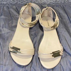 Light Cream Sandals